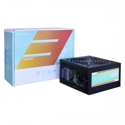 Antec ATOM V550 550 Watt Power Supply