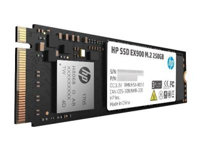 HP EX900 250GB M.2 2280 PCIe NVMe Solid State Drive