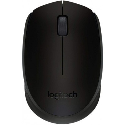 Logitech B170 33ft/10m Strong Wireless Connection Reliable Connectivity Mouse
