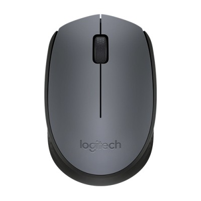 Logitech M170 33ft/10m Strong Wireless Connection Reliable Connectivity Mouse