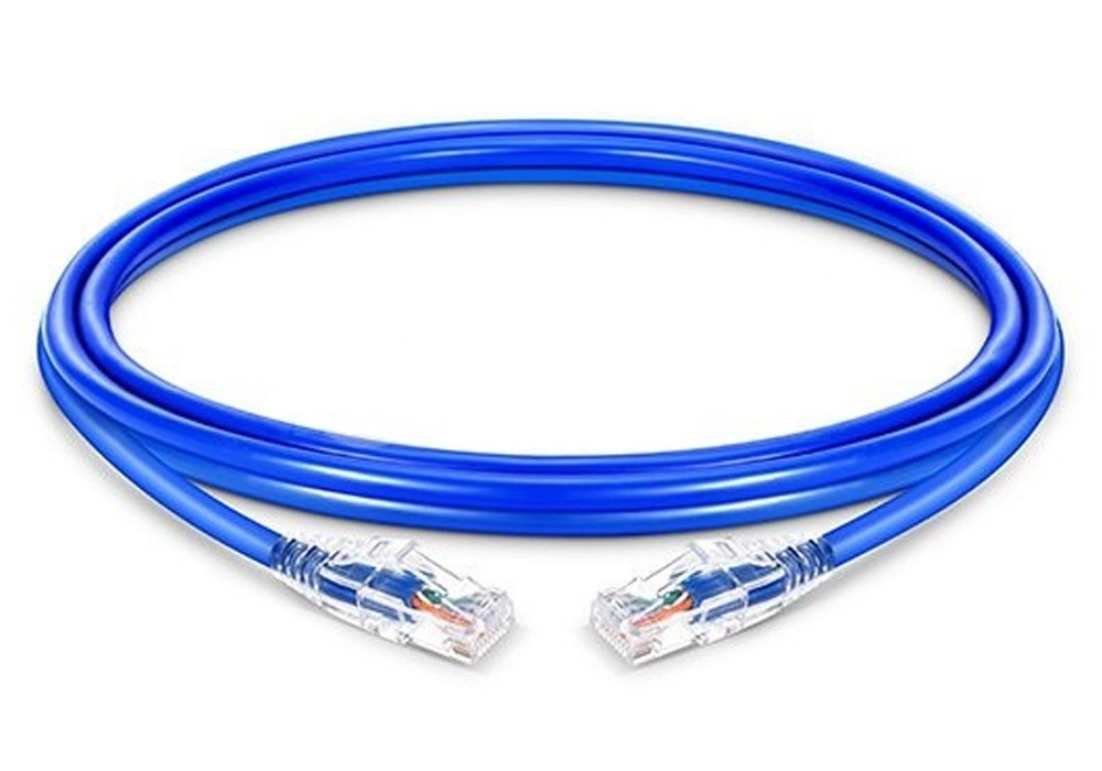 CAT6 U/UTP Patch Cord (Unshielded, Gray,Yellow,Red,Blue 3M) VCCCUU6RPVG3