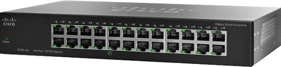 Cisco SF95-24-AS 24 10/100 24 Port Non Managed Switch