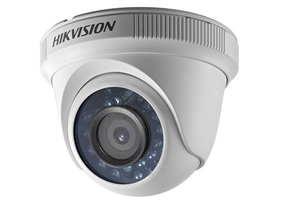 Hikvision DS-2CE56C0T-IRF HD720P Metal Body IR Dome Camera