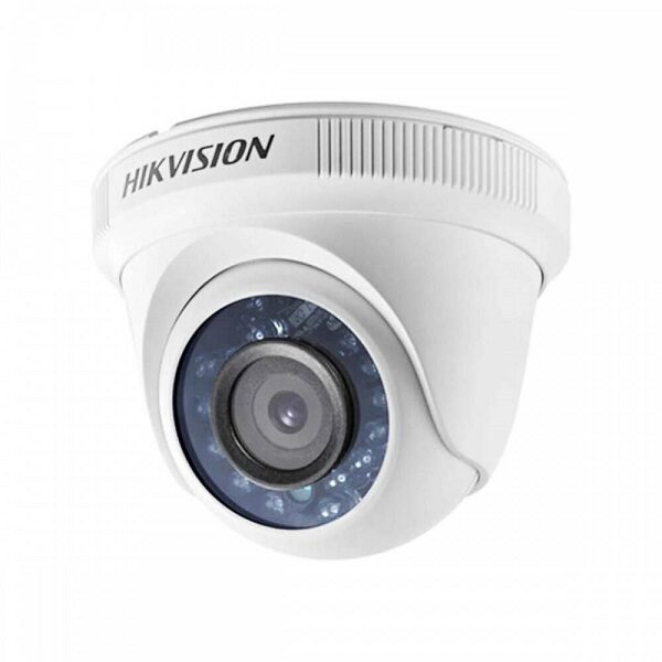 Hikvision DS-2CE56D0T-IRPF 2 MP Indoor Fixed Turret Dome Camera