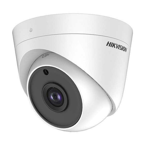 Hikvision DS-2CE56H0T-ITPF (5MP) Dome CC Camera (Metal Body)