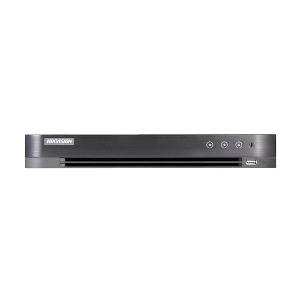 Hikvision DS-7204HQHI-K1/P 04 Channel HD 1080p Turbo HD DVR (Metal Body)