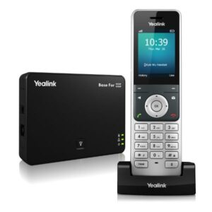 Yealink High-performance DECT IP Phone #W60 Package
