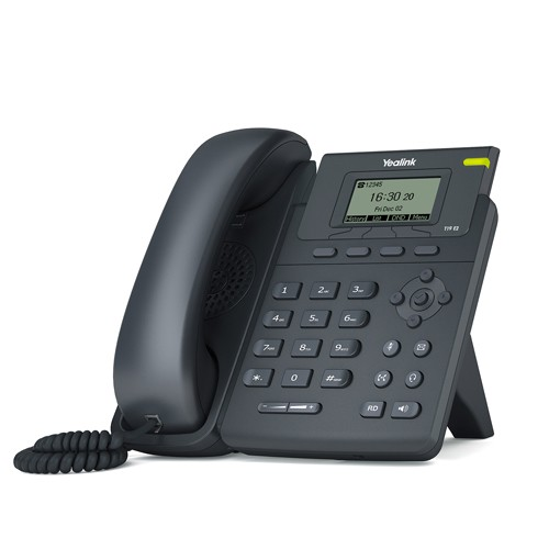 Entry Level IP Phone (with PoE)#SIP-T19P E2