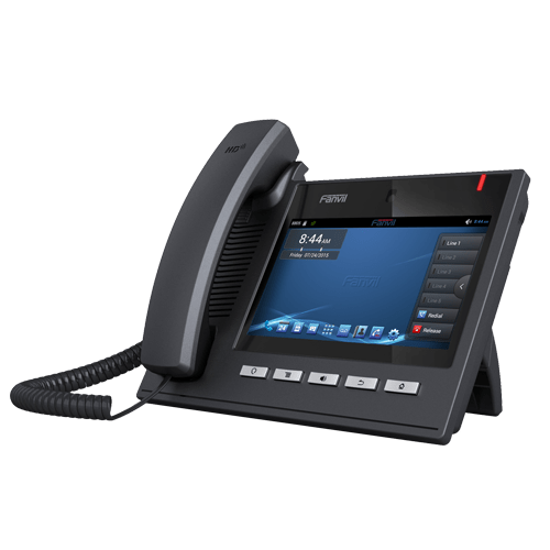 Fanvil C600 Touch Screen Android Video IP Phone Set