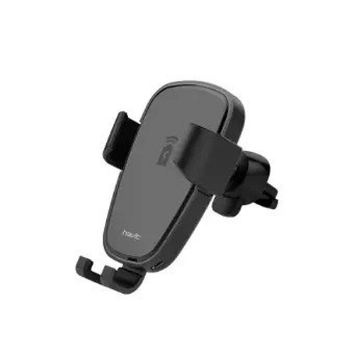 Havit H341 Mobile Holder With wireless charging function and LED backlight