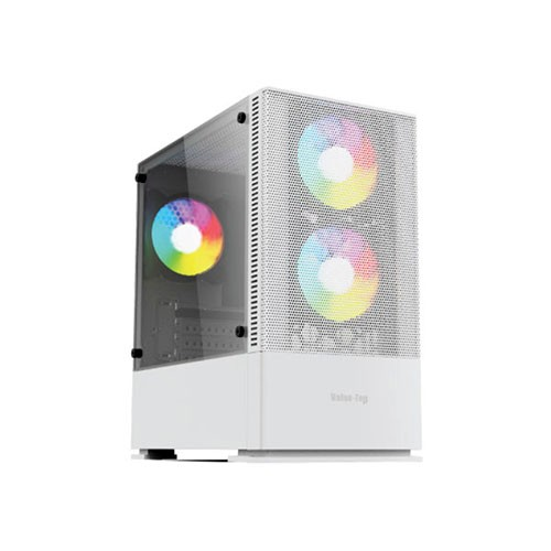 Value-Top Micro ATX Gaming Casing *Without PSU(VT-B701-W)
