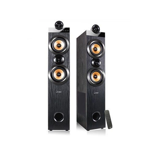 F&D T-70X 2:0 Bluetooth Tower Speaker with Microphone